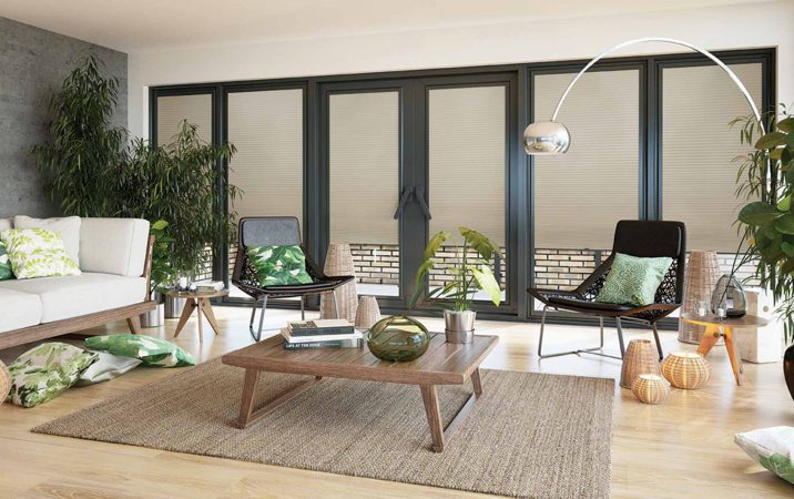 Solaris Pleated Blinds