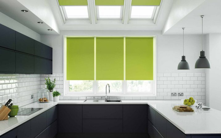 Solaris Roller Blinds