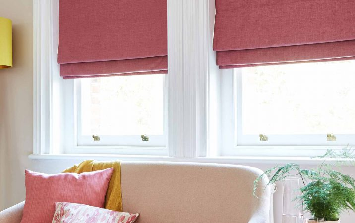 Solaris Roman Blinds